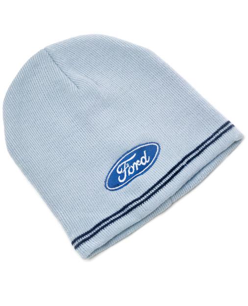Blue Ford Beanie Hat