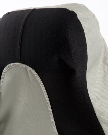 Large Car Front Seat Cover - Back