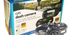 Dash Camera, Full HD, GPS and Night Vision