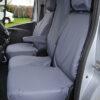 Fiat Talento Passenger Seat Covers