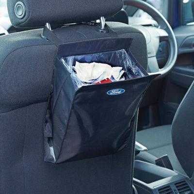 Ford Car Interior Bin Open