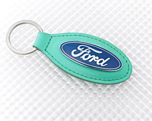 Ford Keyring - Green