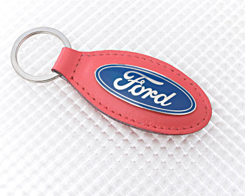 Ford Keyring - Red