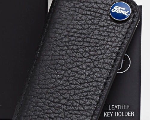 Ford Leather Key Case