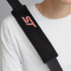 Seat Belt Pad with Ford ST logo