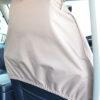 Slip-Over Seat Covers Headrest