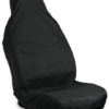 Black Front Seat Covers
