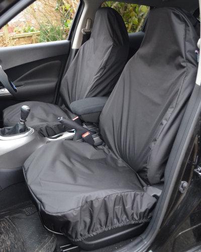 Waterproof Seat Covers - Black