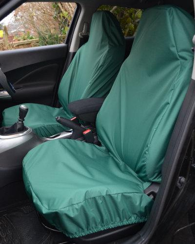 Car Seat Covers - Green