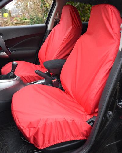 Red Seat Covers
