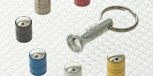 Locking Tyre Valve Dust Cap Range