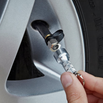 Car Tyre Valve Dust Caps