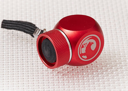 LED Car Torch with Vauxhall logo
