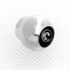 Vauxhall Gear Knob with Chromed Aluminium Finish