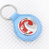 Vauxhall Key Ring - Blue Fob