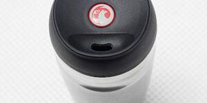 Travel Mug with Vauxhall logo
