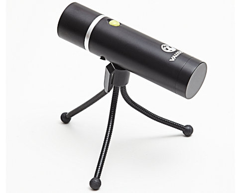 Vauxhall Rechargeable Torch with Tripod Stand