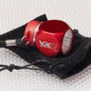 Red Vauxhall VXR Car Torch with storage pouch