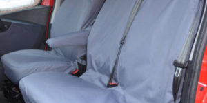 Vivaro Tailored Front Seat Cover