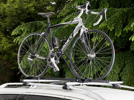 Bike Carrier Roof Mounted