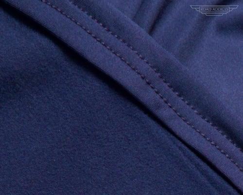 Car Cover Soft Blue Fabric