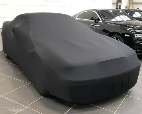 Black Indoor Car Cover
