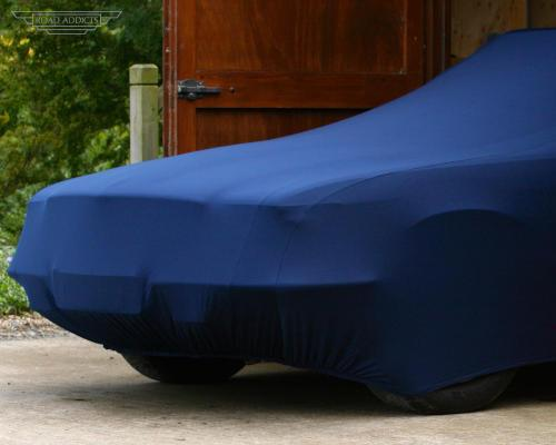 Indoor Car Cover - Blue