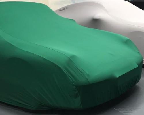 Indoor Car Cover - Green