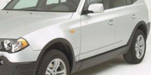SUV Wind Deflectors