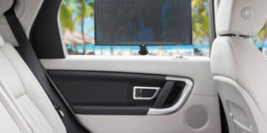 Car Window Blind