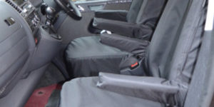 Caravelle T5 Front Seat Covers