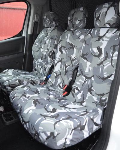 Citroen Berlingo Camouflage Seat Covers