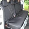 Citroen Berlingo Crew Rear Seat Covers