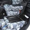 Citroen Berlingo Double Seat Covers