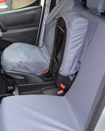 Citroen Berlingo Folded Seat Covers