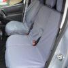 Citroen Berlingo Grey Seat Covers