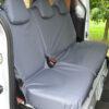 Citroen Berlingo Rear Seat Covers