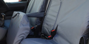 Citroen Dispatch Seat Covers - Grey