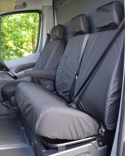 Crafter Van Front Seat Covers