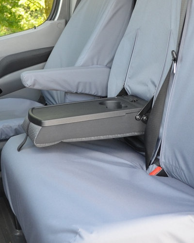 Crafter Van Seat Covers - Front Tray