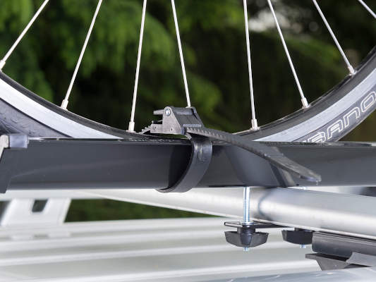 Cycle Carrier Wheel Straps