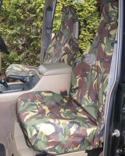 Land Rover Discovery 1 Front Seat Covers