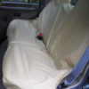 Land Rover Discovery 1 Rear Beige Seat Covers
