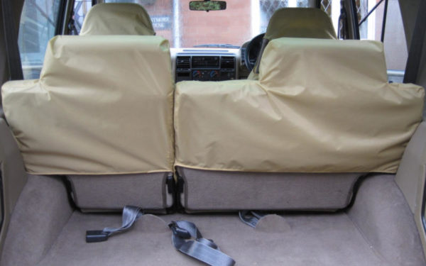 Land Rover Discovery 1 Rear Tailored Seat Covers