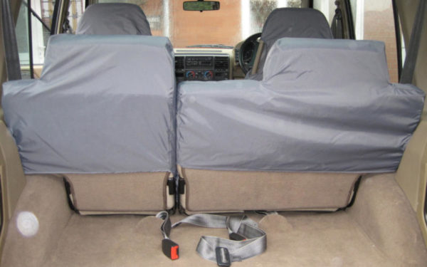 Land Rover Discovery 1 Rear Waterproof Seat Covers