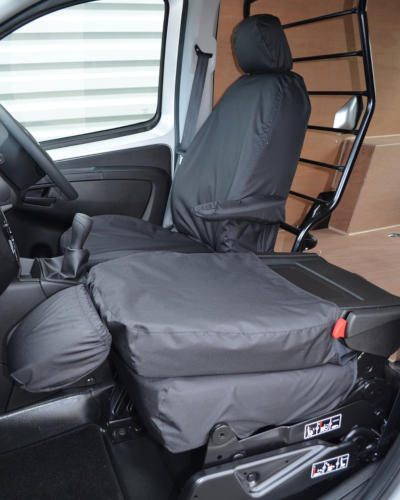 Fiat Fiorino Front Seat Covers