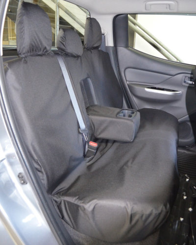 Fiat Fullback Rear Seat Cover