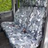 Fiat Scudo Camo Seat Covers