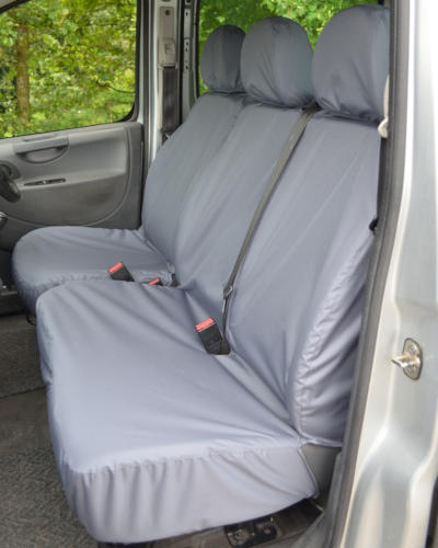 Fiat Scudo Seat Covers - Passenger
