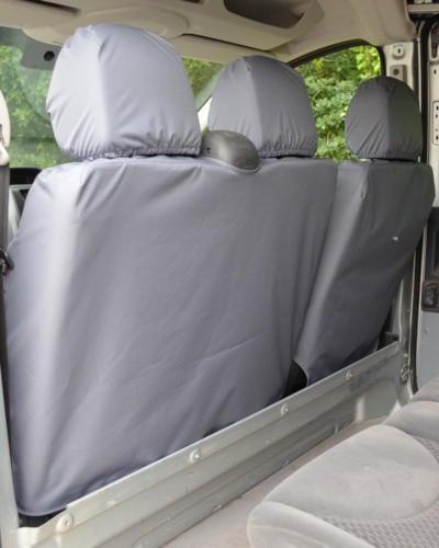 Fiat Scudo Waterproof Seat Covers